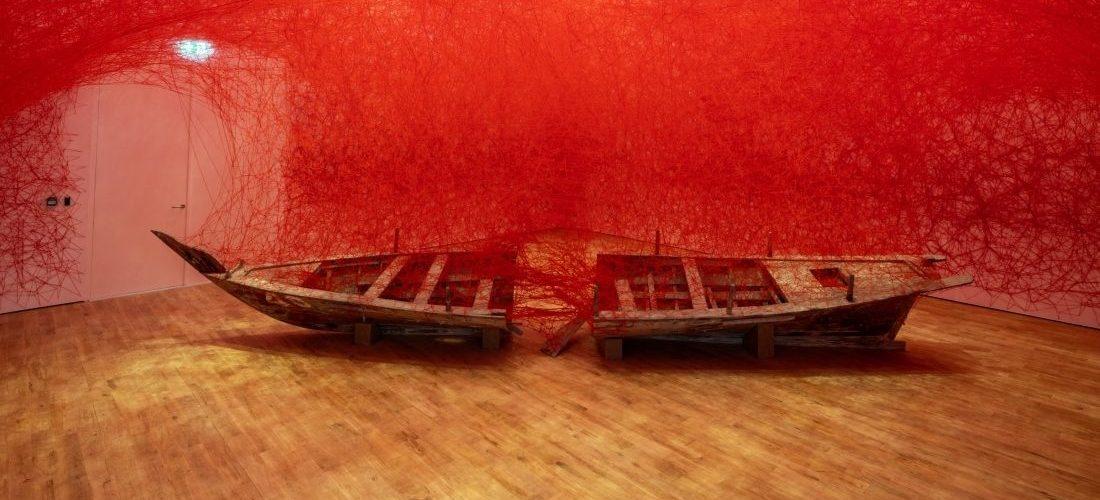 Artist's Rooms: Chiharu Shiota