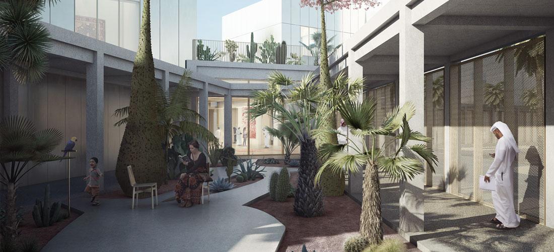 Architecture & Gardens
