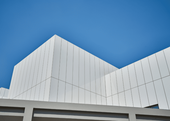 Jameel Arts Centre skyline view