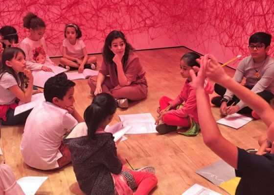 Children's Tours and Workshops