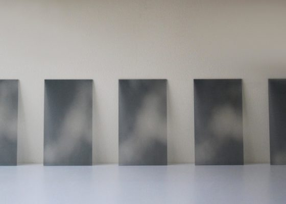 Select works by Zara Mahmood. Courtesy of UAE Unlimited.
