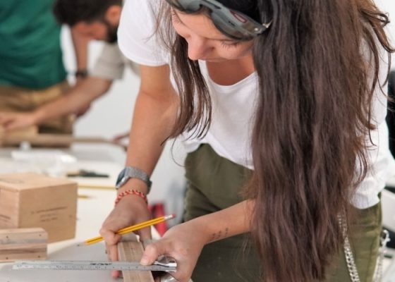 Teen's Tour and Workshop: Instrument Making