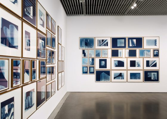Installation view of Artists Rooms; Seher Shah and Randhir Singh at Jameel Arts Centre.