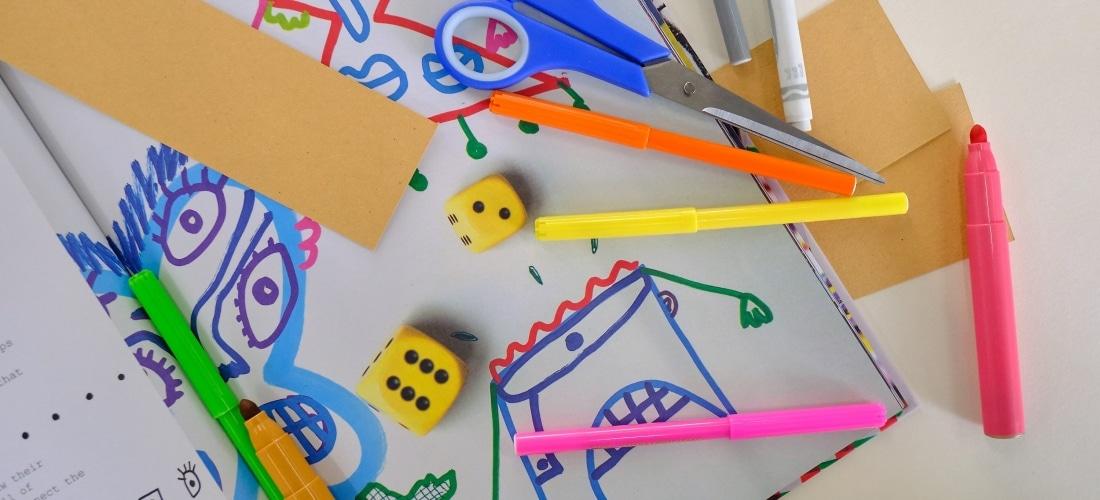 جولة وورشة عمل للأطفال من قبل سارا مسـينائي