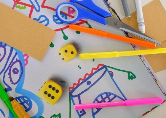 Art Workshops for Children (2015) by Hervé Tullet