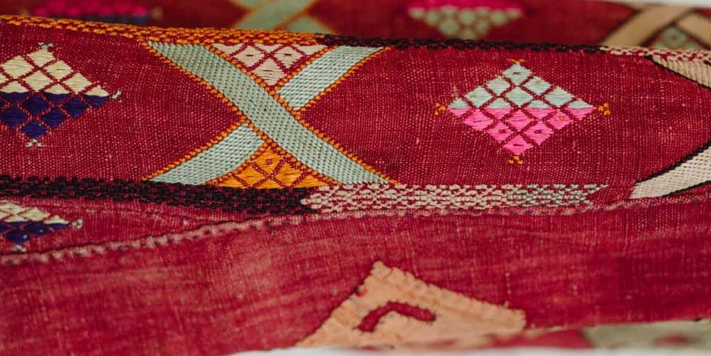 Conversations on Practice: The Language of Palestinian Embroidery