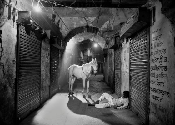 Munem Wasif, Kheyal (still), 2015-2018, 23m30s, BW, Stereo, Loop. Courtesy of the artist and Project 88 (1)
