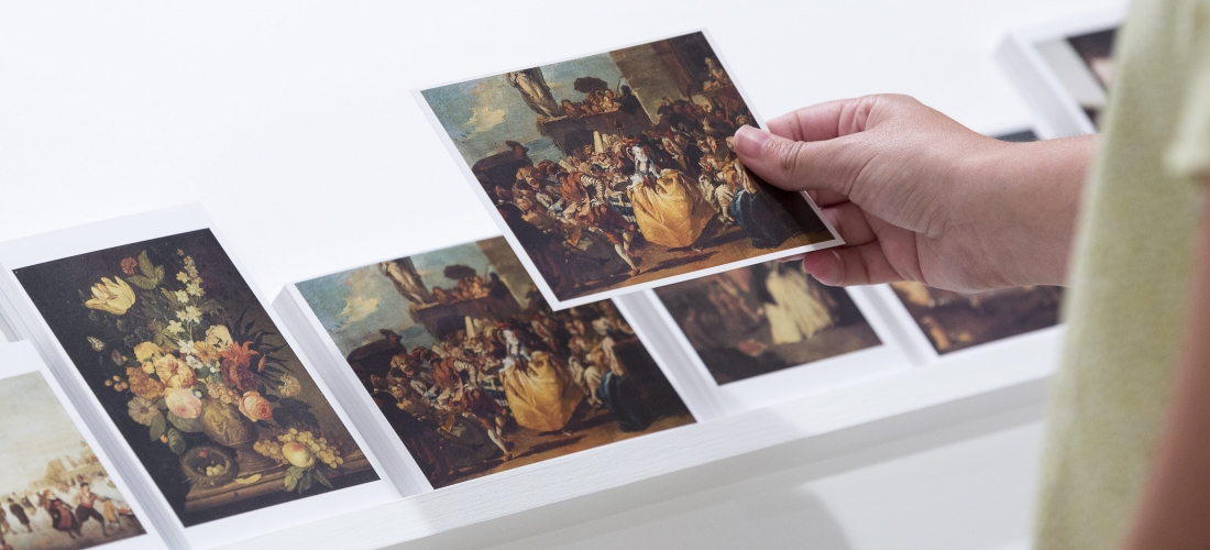 Artist Talk: Pio Abad on The Collection of Jane Ryan & William Saunders