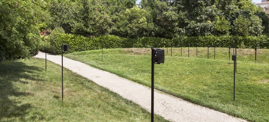 حسن خان: مقطوعة لحديقة عامّة