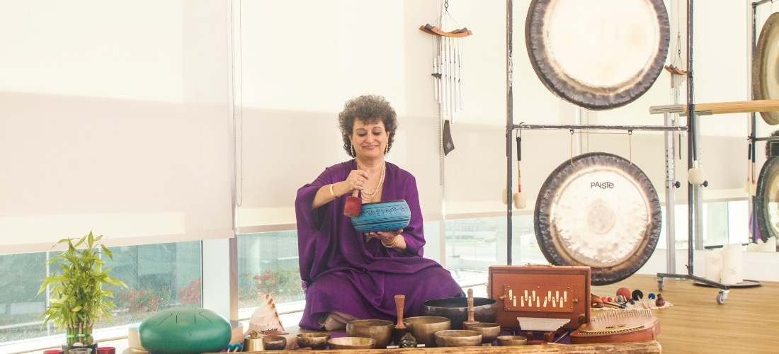 Mindfulness Sound and Gong Session
