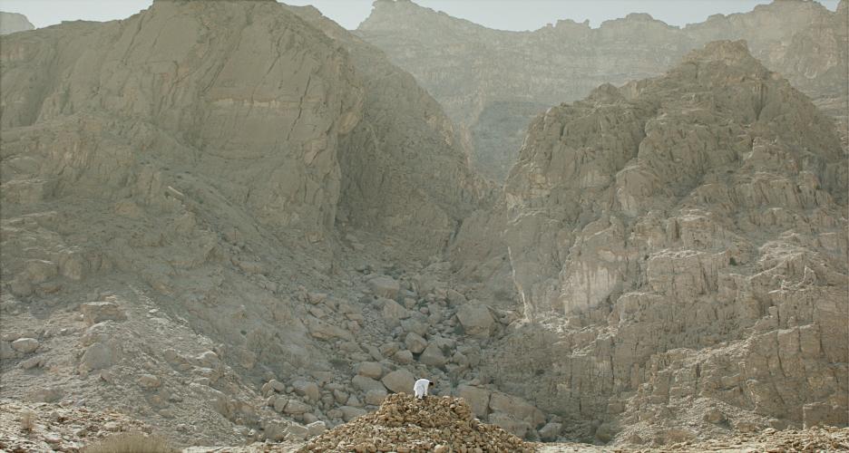 Film: The Digger by Ali Cherri