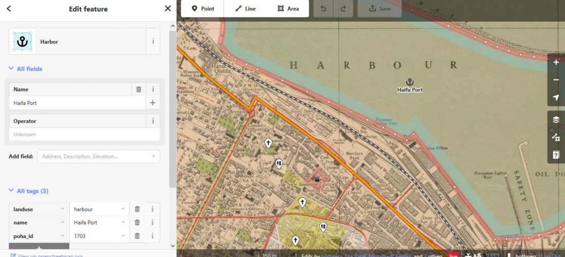 Mapathon: Palestine Open Maps