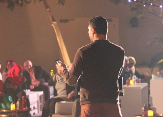 أداء فني في الحديقة : إيقاعات روف توب  وأمسية موسيقية وشعرية مفتوحة | النسخة العربية