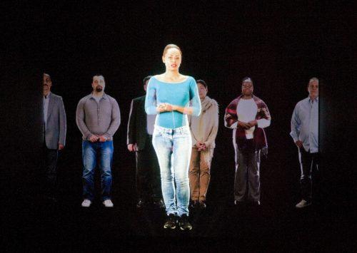 جوانا حاجي توما وخليل جريج, الرسالة تصل دوما إلى وجهتها, 2012 ,فيديو بجودة , 122 د. مع التقدير للفنانين و جين برازيل .مجموعة فن جميل